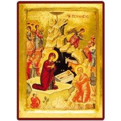 Icône Creuse de la Nativité