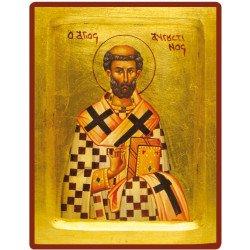 Icône Saint Augustin