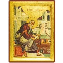 Icône Saint Mathieu Évangéliste