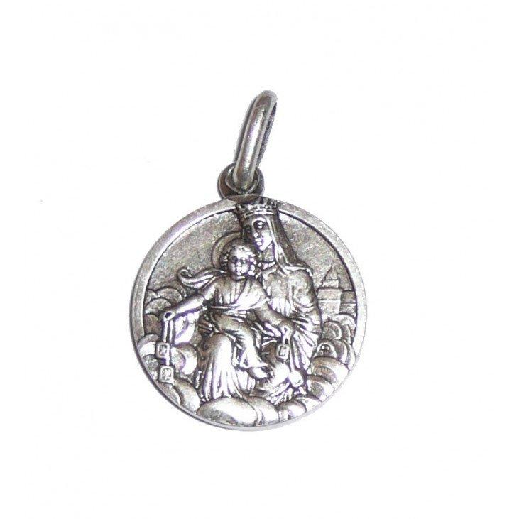 Médaille Scapulaire - 18 mm