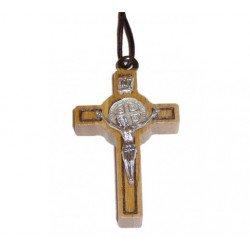 Croix de Saint Benoit - Bois d'olivier