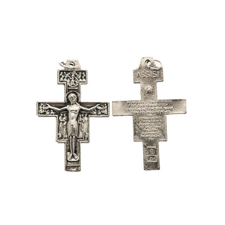 Croix Saint Damien - Métal