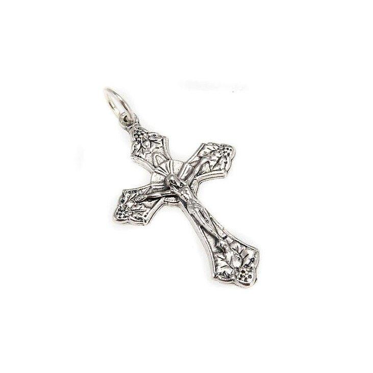 Croix pendentif - métal