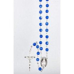 Chapelet Vierge Miraculeuse - Bleu
