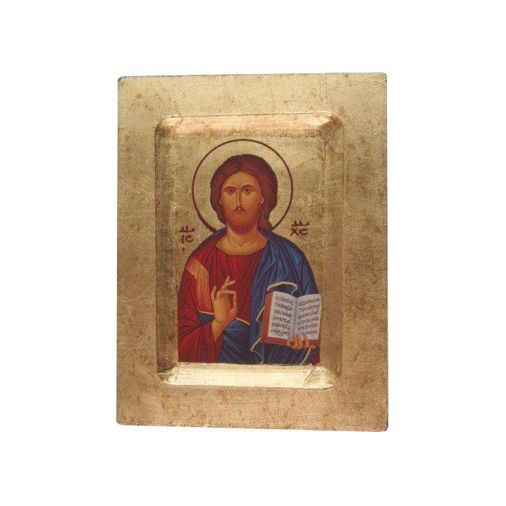 Icône Christ Pantocrator