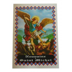Livret neuvaine à Saint Michel Archange
