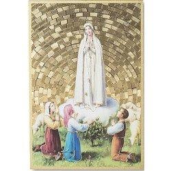 Cadre à suspendre de Notre-Dame de Fatima
