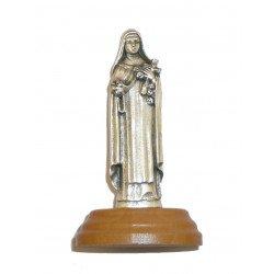 Statue Sainte Thérèse - Métal