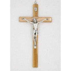 Crucifix - Bois d'olivier