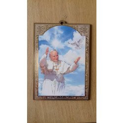 Cadre - Saint Jean Paul II