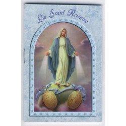 Livret pour prier le saint rosaire - Petit Format