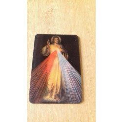 Carte bidimensionnelle - Christ Miséricordieux