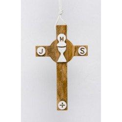 Croix d'aube de communion - 7,5 cm