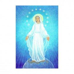 Carte Maïté Roche - Vierge Miraculeuse