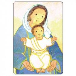 Magnet Maïté Roche - Vierge à L'enfant