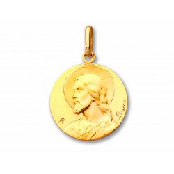 Médaille du Christ - Or 18 carats