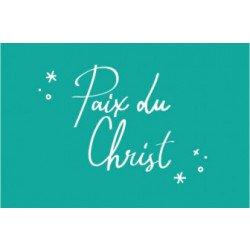 Carte - Paix du Christ