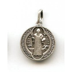 Médaille Saint Benoit - 18 mm