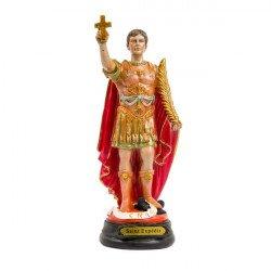 Statue de Saint Expédit 12 cm