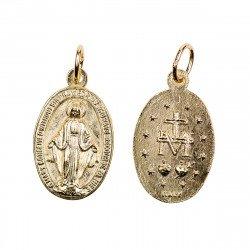 Médaille Miraculeuse métal doré