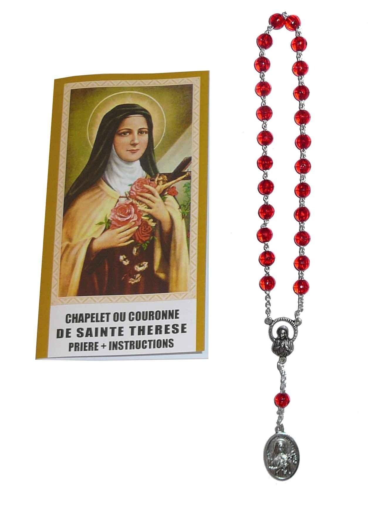Chapelet de Ste Thérèse + prière