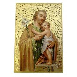 Cadre à suspendre de Saint Joseph