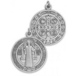 Médaille Saint Benoit - 3 cm