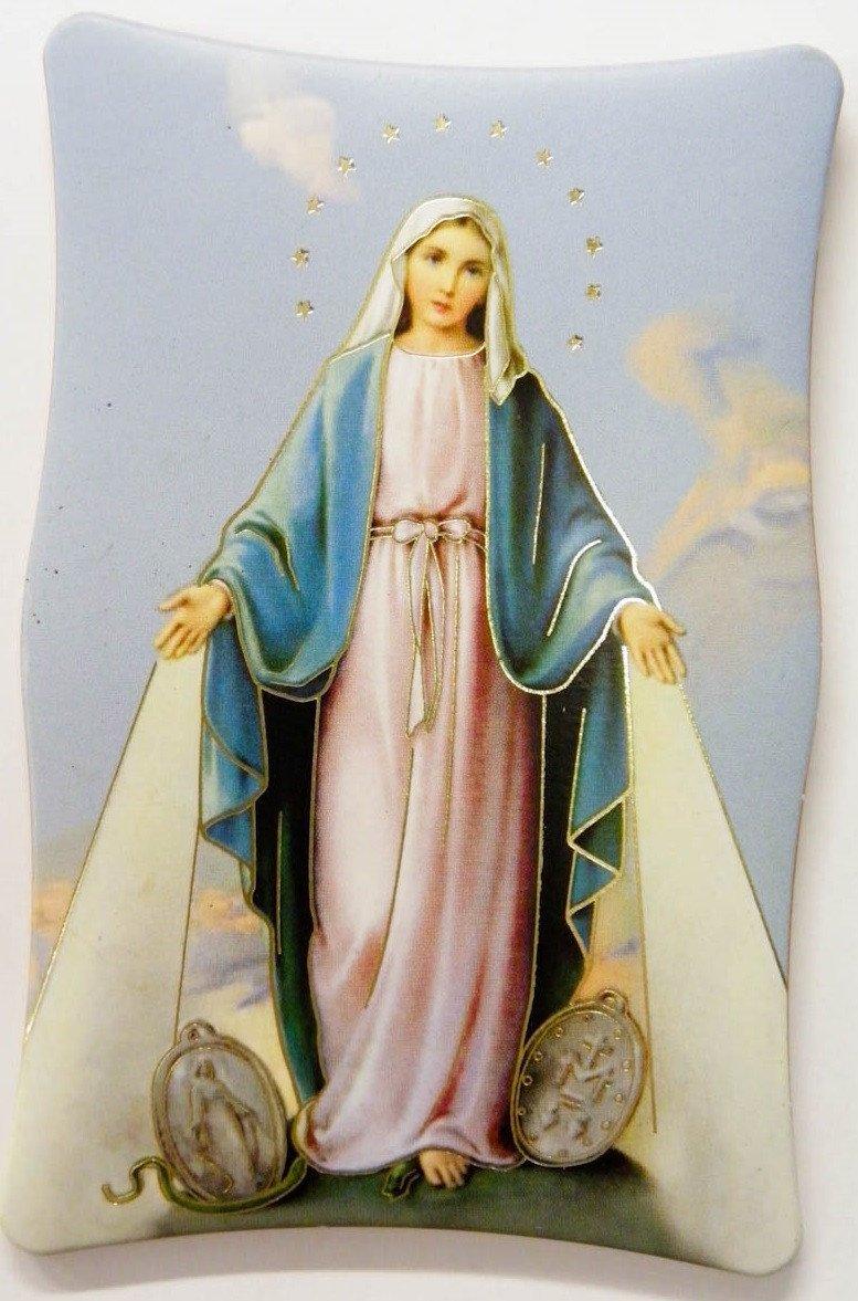 Cadre de la Vierge Miraculeuse