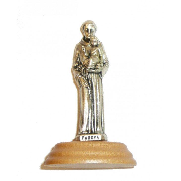 Statue Saint Antoine - Métal