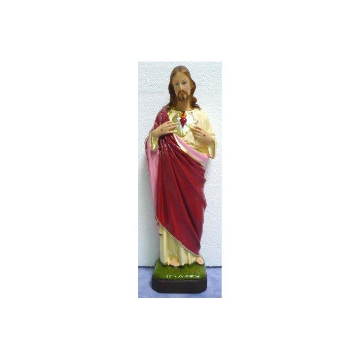 Statue du Sacré-Coeur de Jésus - incassable