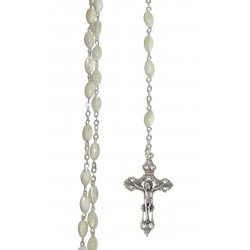 Chapelet Vierge Miraculeuse - Nacre