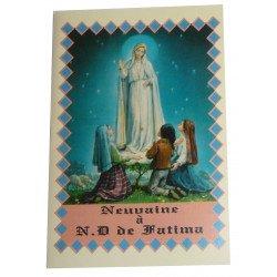Neuvaine à ND de Fatima