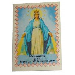 Neuvaine Vierge Miraculeuse