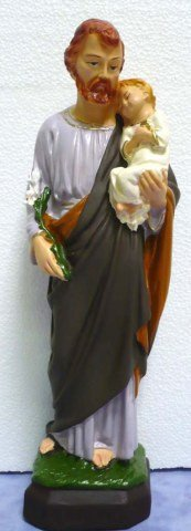 Statue Saint Joseph - incassable