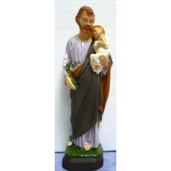 Statue Saint Joseph - incassable