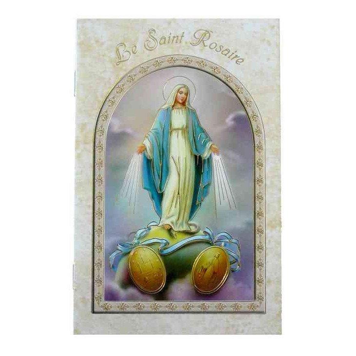Livret pour prier le saint rosaire - Grand Format