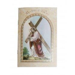 Livret pour prier le Chemin de Croix