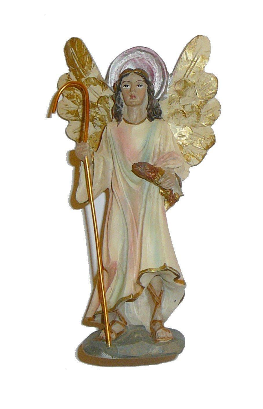 Statue saint Raphael Archange