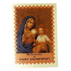 Neuvaine du saint Sacrement