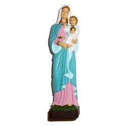 Statue Vierge et l'Enfant de 16 cm