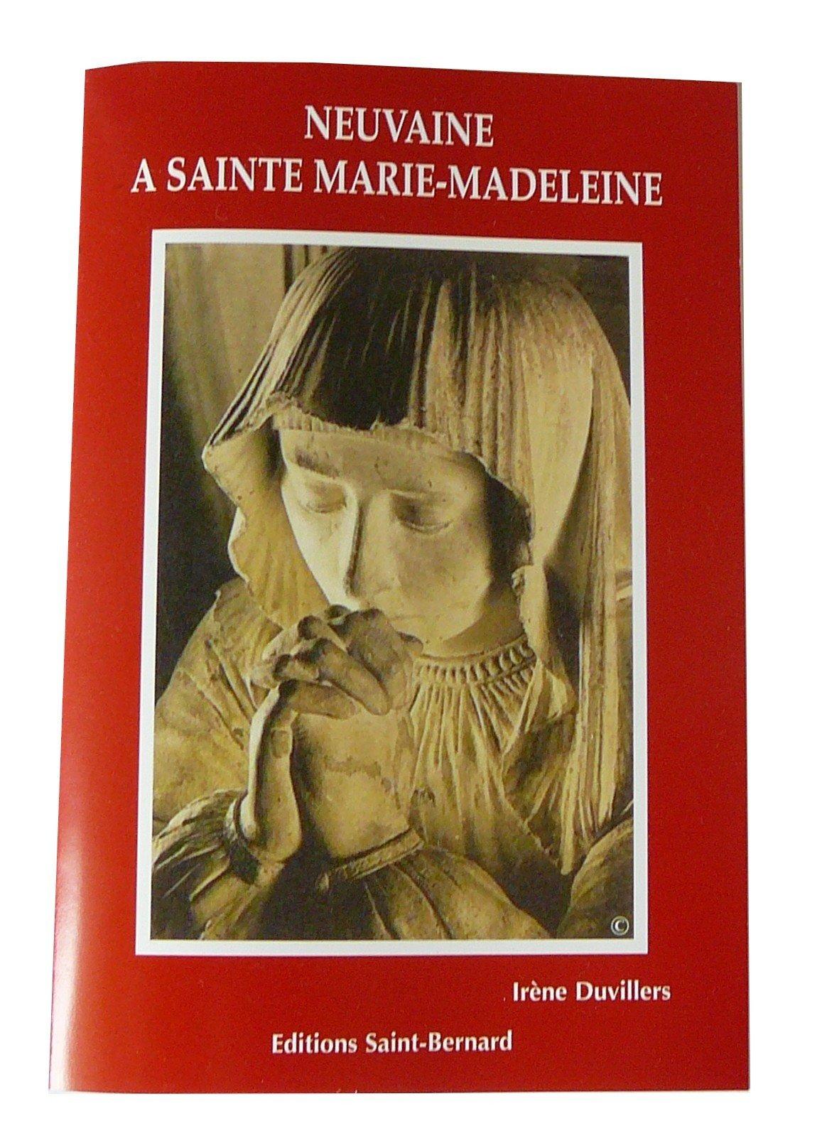 Neuvaine à sainte Marie-Madeleine