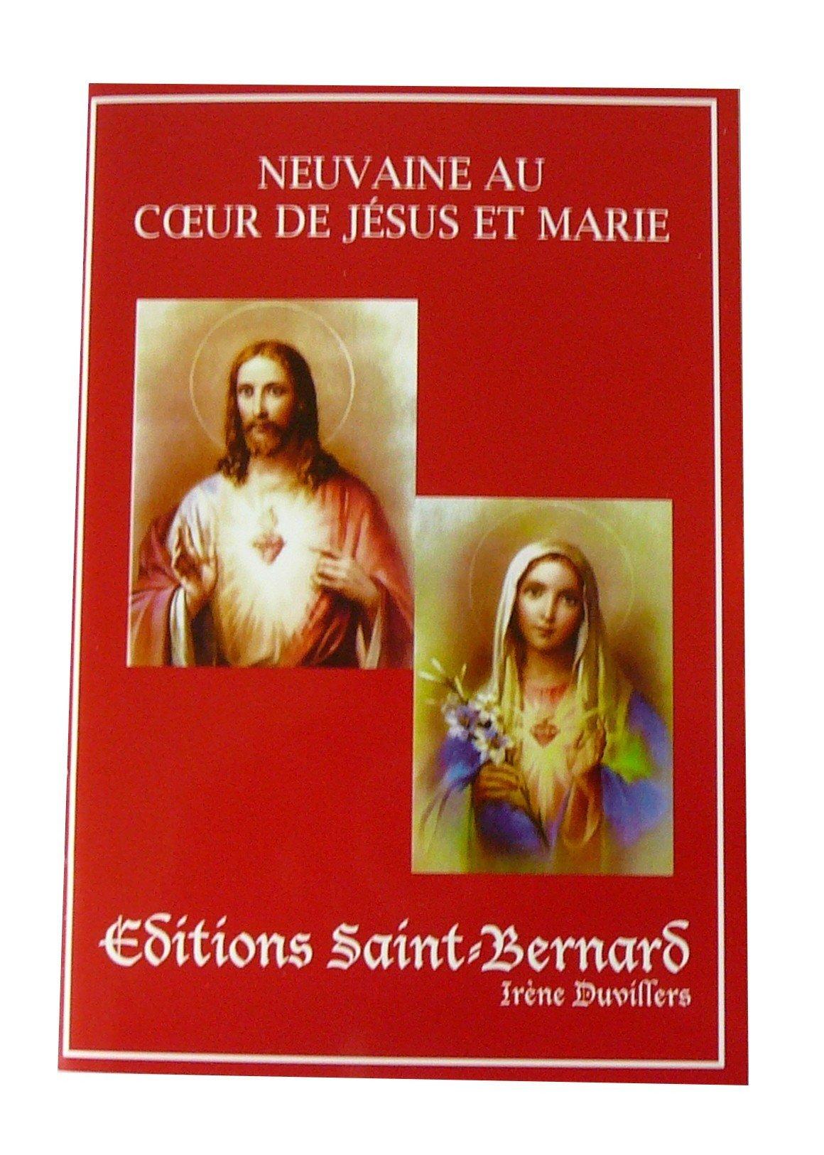 Neuvaine au Coeur de Jésus et de Marie