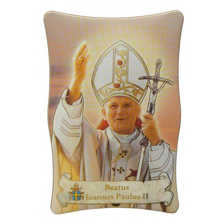 Cadre du Pape Jean-Paul II