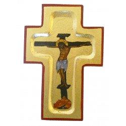 Croix Icône religieuse du Christ