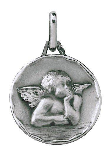 Médaille Ange - argent
