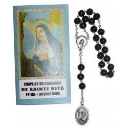 Chapelet de sainte Rita