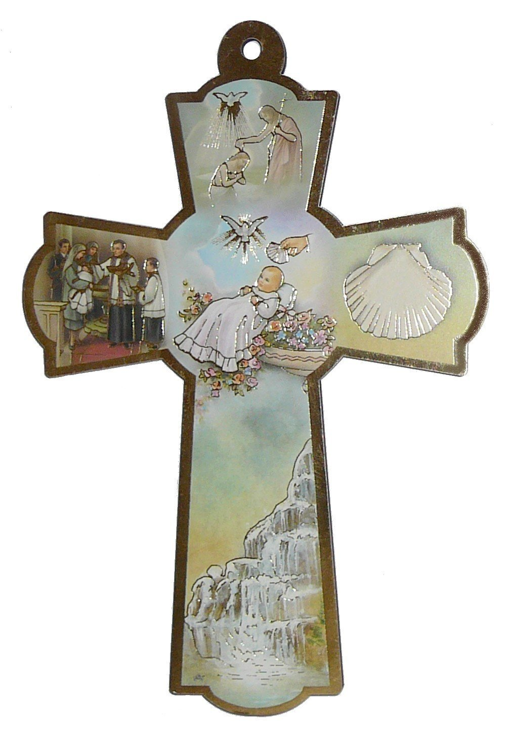 Croix de Baptême