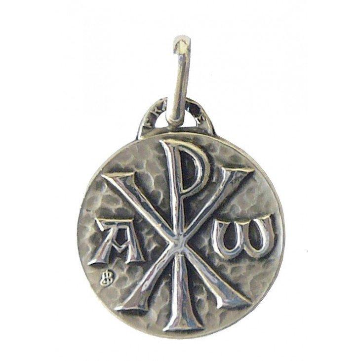 Médaille Chrisme - argent