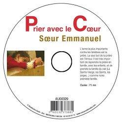 """CD audio """"Prier avec le coeur"""""""