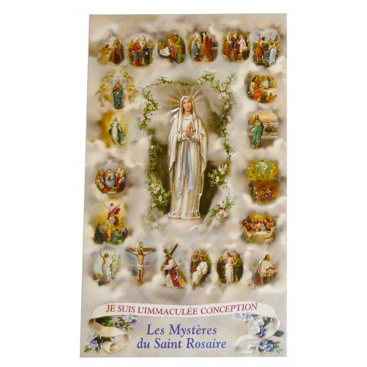 Les Mystères du Saint Rosaire